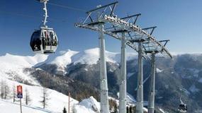 Austria - Na nartach w Bad Kleinkirchheim