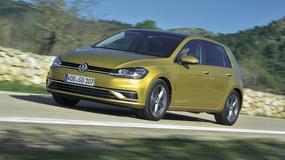 Volkswagen Golf - Odmłodzony król kompaktów
