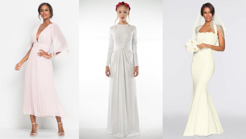 d74aebc136 Suknie ślubne z sieciówki – coraz popularniejsze rozwiązanie - Ślub