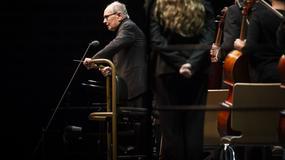 Ennio Morricone w Łodzi: dźwięk nadziei na pożegnanie [ZDJĘCIA, RELACJA]