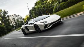Lamborghini Aventador S Coupé - zwinna bestia