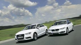 Audi A3 kontra BMW 316i: porównanie eleganckich sedanów