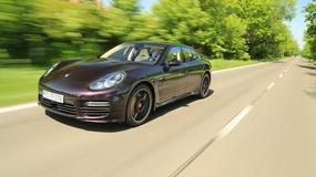 Porsche Panamera GTS - ostatnibulgot od serca