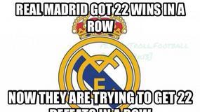 Atletico wygrywa z Realem - memy po meczu