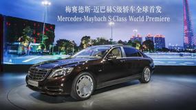 Mercedes-Maybach – światowe premiery w Chinach i w USA