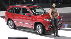Najpopularniejsze chińskie auta w Rosji