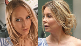 Jessica Mercedes i Małgorzata Rozenek-Majdan w takich samych kreacjach. Która wypadła lepiej?
