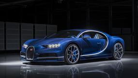Genewa 2017: Bugatti Chiron - trzy lata oczekiwania