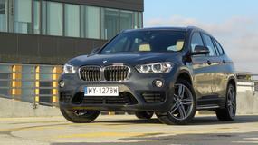 BMW X1 xDrive25i: modne i szybkie