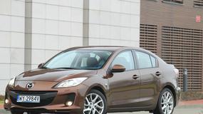 Mazda 3: kompakt w stylu limuzyny