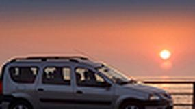 Dacia Logan MCV - Praktyczna do bólu