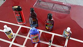 Środki do usuwania rys z lakieru - Lakiernicy mogą spać spokojnie
