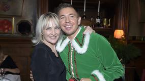 Jessica Mercedes, Bogna Sworowska i inne gwiazdy na świątecznym przyjęciu Łukasza Jemioła