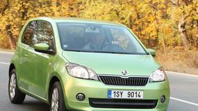 Škoda Citigo wyceniona. Jest tańsza od...