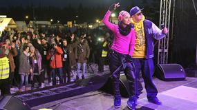 """Cleo na koncercie w Zakopanem: """"Wiemy, jak poruszać tym, co mama w genach dała"""" [RELACJA I ZDJĘCIA]"""