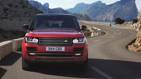Range Rover SVAutobiography Dynamic - skrajnie luksusowy