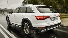 Audi A4 Allroad quattro – w połowie drogi | TEST