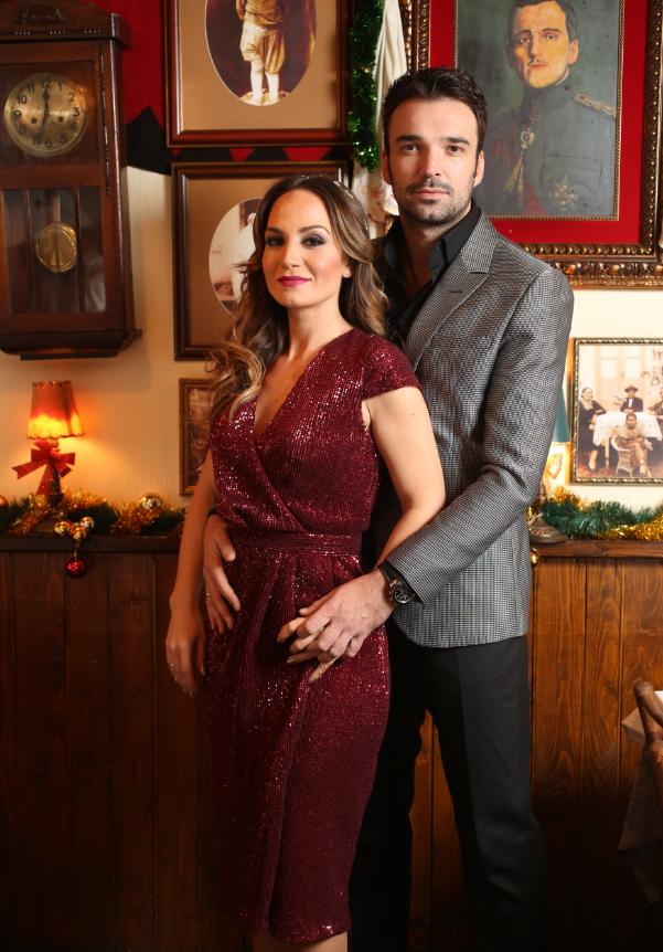 Jelena Tomašević i Ivan Bosiljčić
