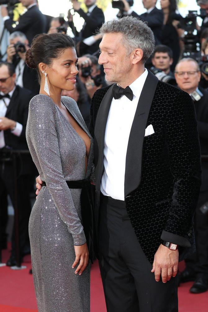 Vensan Kasel sa novom suprugom