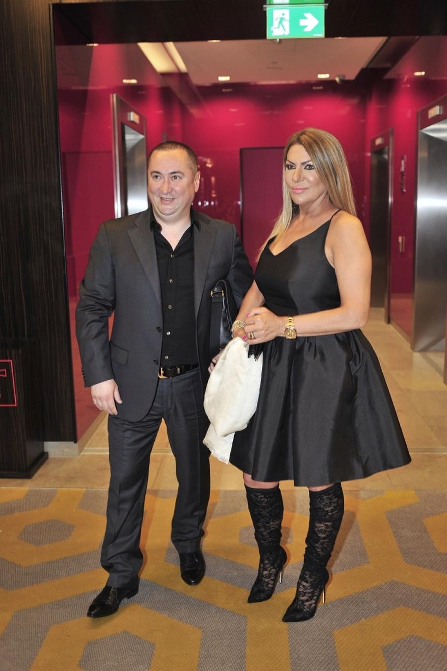 Radiša Trajković Đani sa suprugom