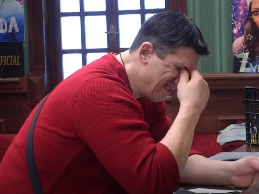 LOŠE MU SE PIŠE! Kristijan se čuo sa ŽENOM IVANOM nakon PREVARE? ''Neće mi dati da vidim ćerku...'' (VIDEO)