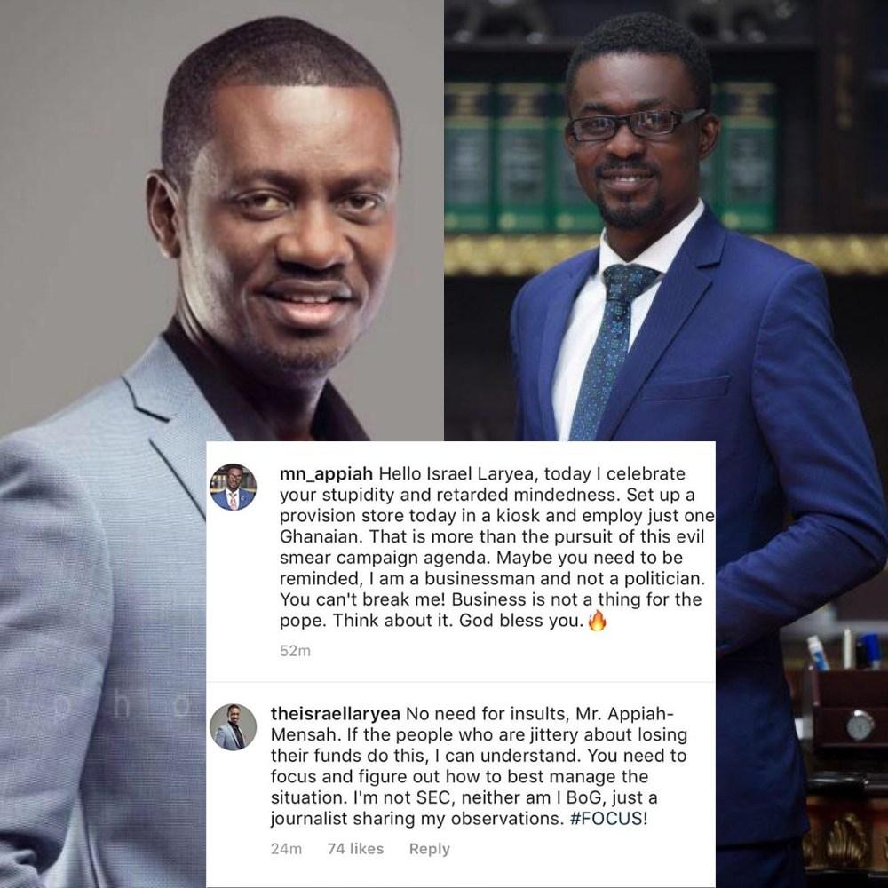 God says NAM1 will be Ghana's Vice President one day – Prophet