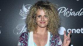 Zofia Zborowska zaszalała z fryzurą. Afro na salonach widujemy bardzo rzadko