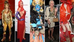 Heidi Klum mistrzynią przebrań na Halloween. Które najlepsze?