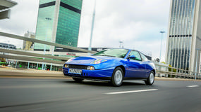 Fiat Coupe czyli nadzwyczaj stylowy Włoch