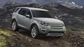 Land Rover Discovery Sport - Terenówka gotowa na wszystko