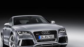 Nowe Audi RS7 Sportback - mocy nigdy za wiele