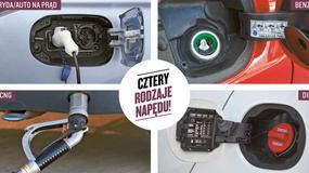Benzyna, diesel, gaz czy hybryda - jaki rodzaj napędu wybrać?