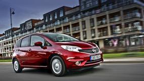 Nissan Note 1.2 DIG-S: Zaskakuje nie tylko przestronnością
