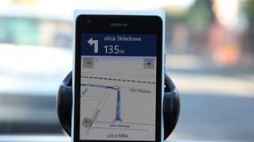 Windows Phone: nowa aktualizacja nawigacji
