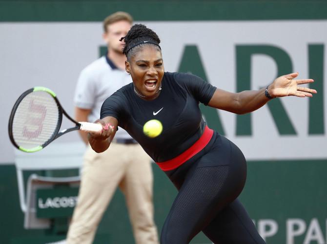 Podsetimo, Serena je u ovom izdanju nastupila na Rolan Garosu