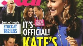Księżna Catherine jest w ciąży? Tabloid jest pewny!