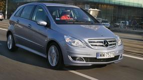Używany Mercedes klasy B - można na nim polegać, ale...