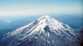 USA - Erupcja wulkanu Mount St. Helens