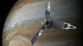 Juno przesłała nowe zdjęcia Jowisza