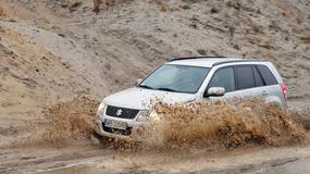 Suzuki Grand Vitara: terenówka bez kompromisów