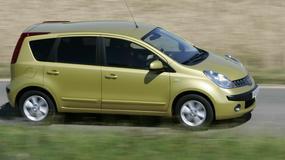 Nissan Note I 1.4. Różne oblicza małego vana