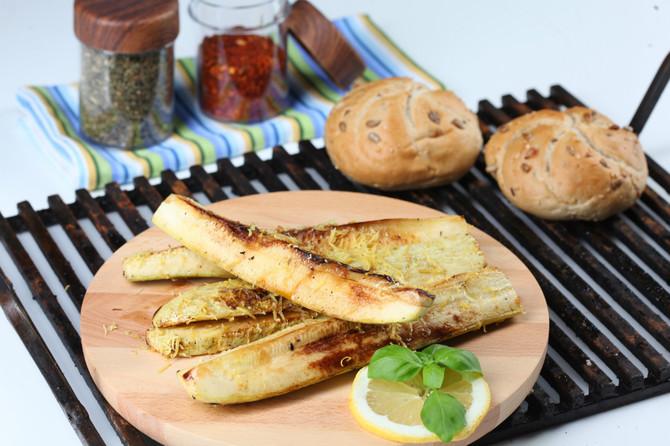 Začinjene tikvice sa roštilja
