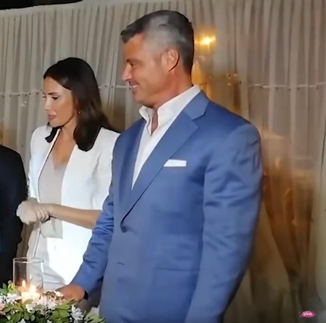 Emina Jahović i Sadetin Saran