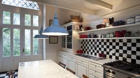 Szachownica w kuchni