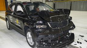 EuroNCAP: te samochody są najbezpieczniejsze