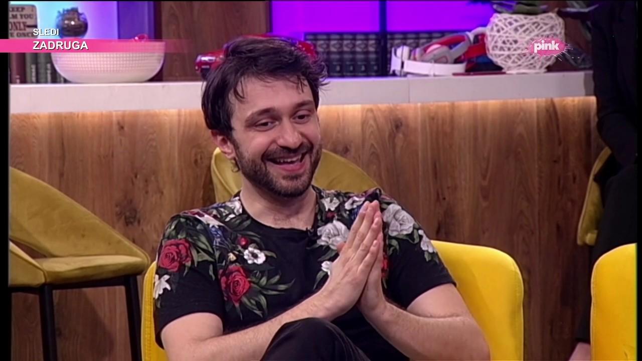Srpski glumac prokomentarisao Baku praseta! Kako li će se ovo dopasti jutjuberu? VIDEO