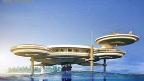 Emiraty - Dubaj - Water Discus Hotel