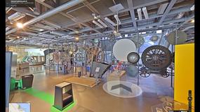 Centrum Nauki Kopernik, Zamek Książ oraz Zamek w Kórniku w Google Street View