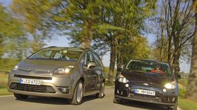 Citroen C4 Grand Picasso kontra Ford S-Max: używane vany nie muszą być nudne