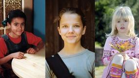 Rozpoczęli karierę aktorską jako małe dzieci